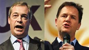 Clegg Farage